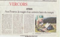 Article du Dauphine