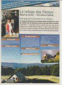 Article d'Isere Magazine